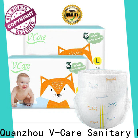 V-Care infant diapers for business for sleeping