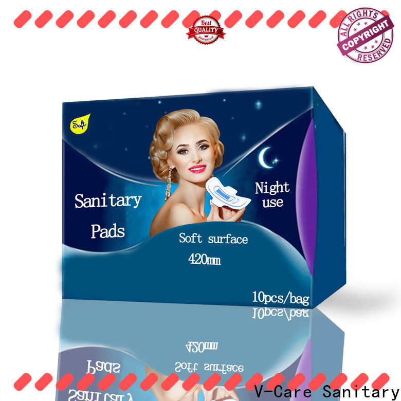 latest disposable sanitary napkins suppliers for business