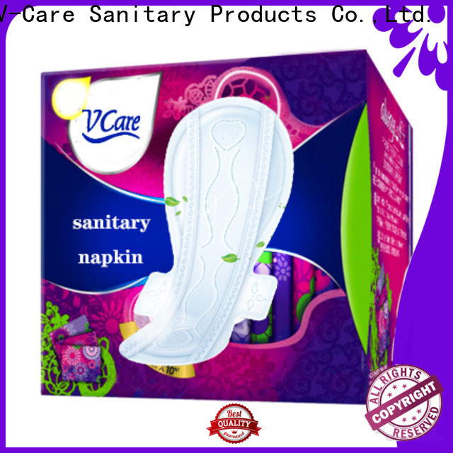 V-Care best new sanitary pads with custom services for ladies