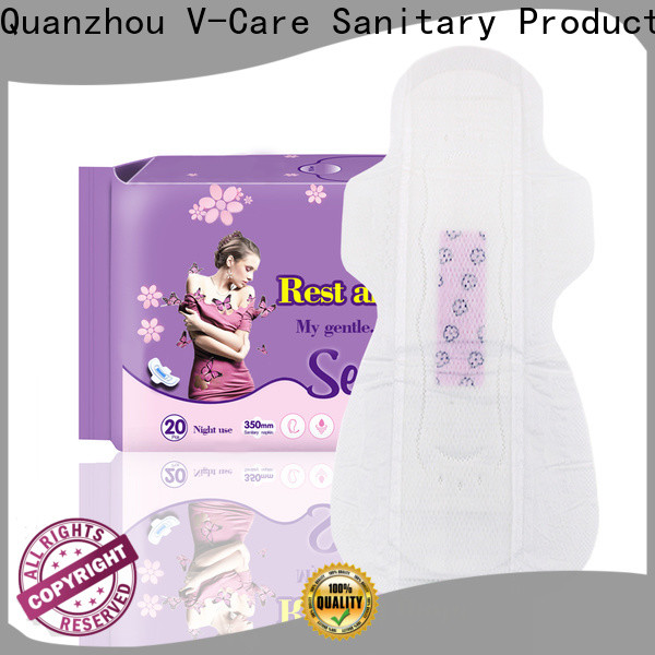 night cheap sanitary pads suppliers for sale