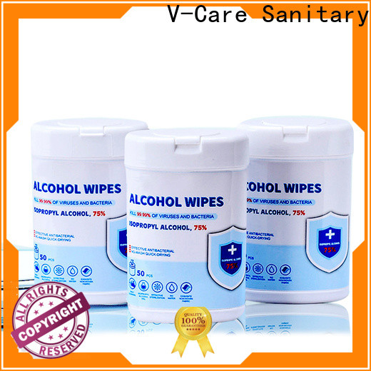 wholesale custom wet wipes suppliers for adult