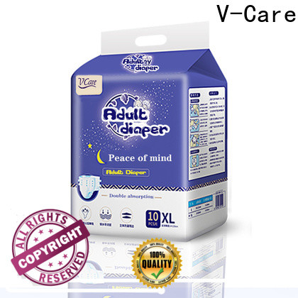 top cheap adult diapers with custom services for men