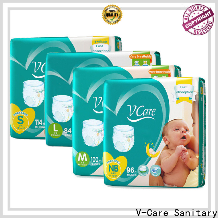 V-Care latest the best baby diapers suppliers for infant