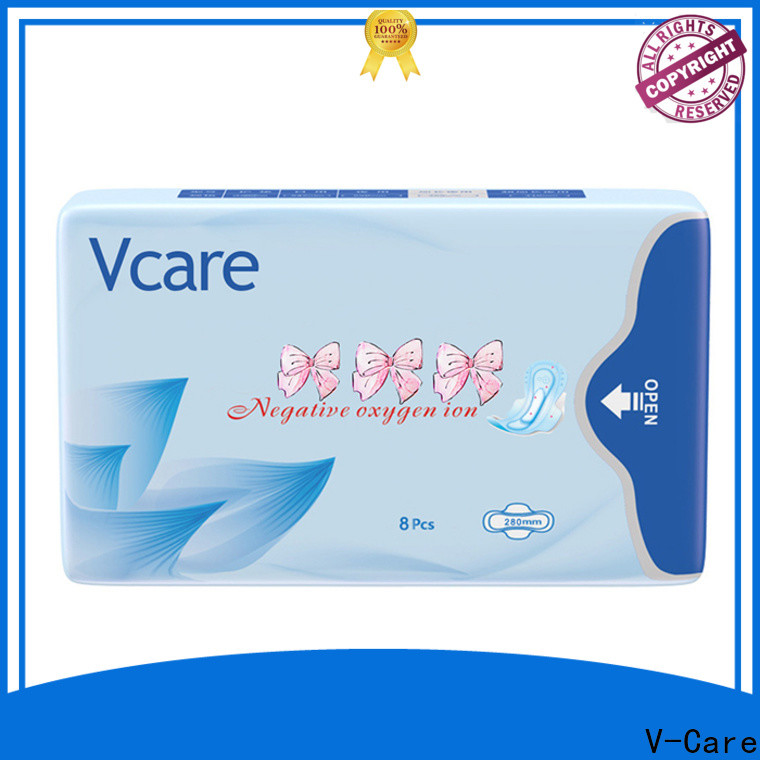 night sanitary napkin pad supply for sale