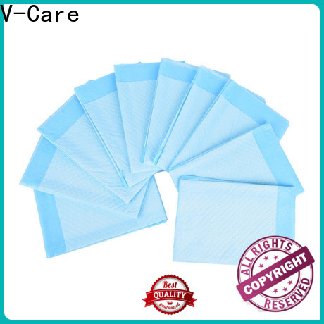 V-Care underpad suppliers for old people