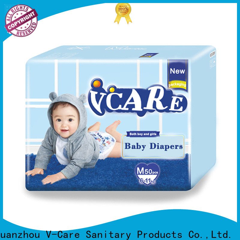 V-Care baby pull up diapers manufacturers for infant