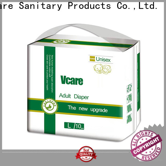 V-Care fast delivery custom adult diaper company for adult