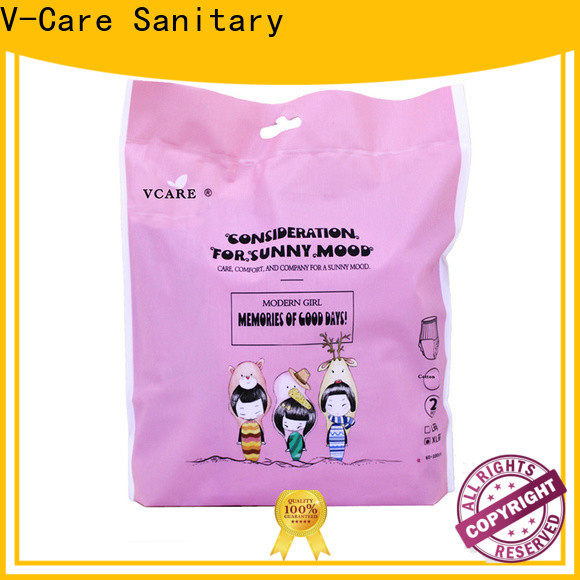 V-Care top good sanitary napkins factory for women