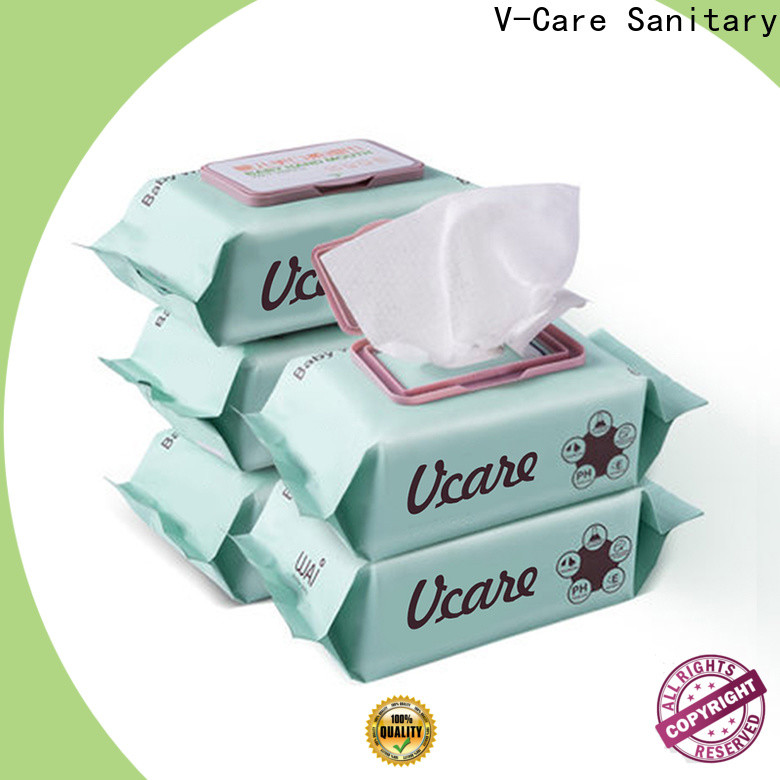 latest bulk wet wipes company for adult