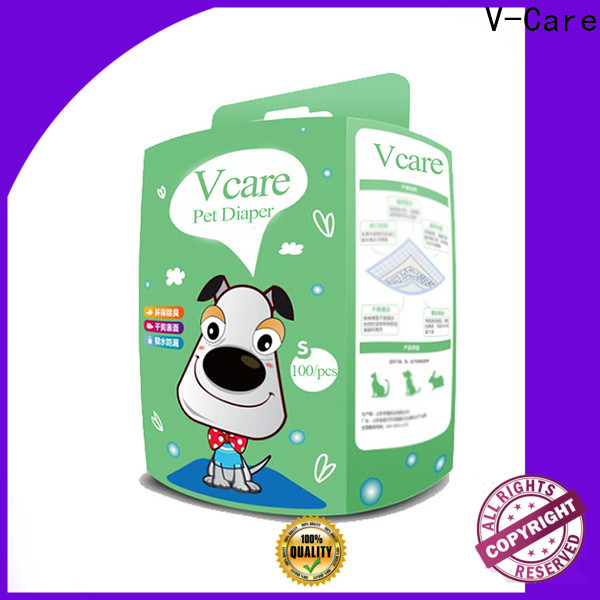 V-Care custom diapers for pets supply for pets