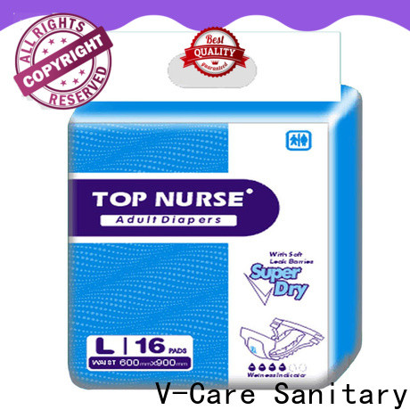 factory price top rated adult diapers with custom services for adult