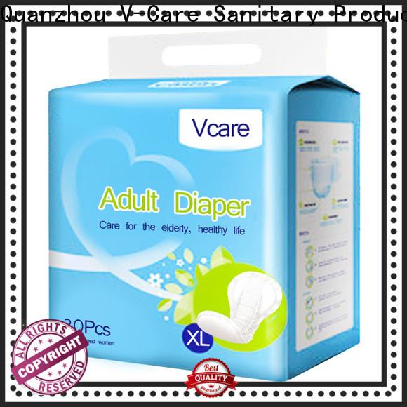 V-Care adult diaper factory for men