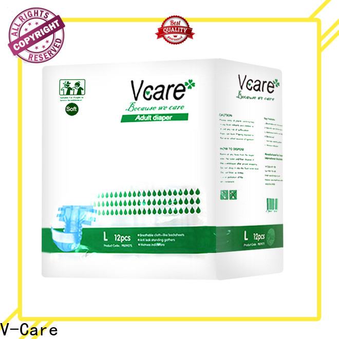 V-Care high-quality best adult diapers supply for men