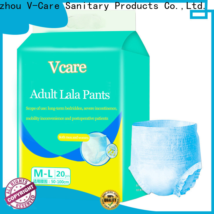 top adult pull up diapers suppliers for business