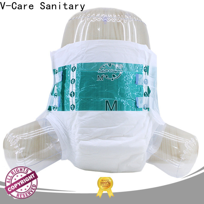 factory price comfortable adult diapers suppliers for men