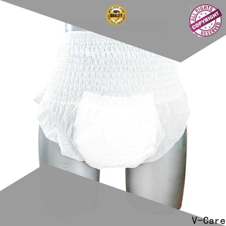 V-Care adult pull up diapers with free samples for sale