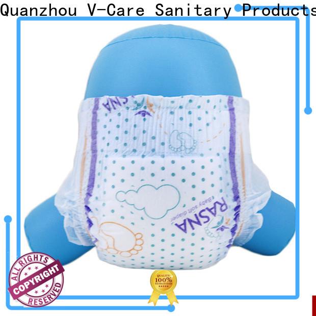 V-Care custom newborn nappies for business for children