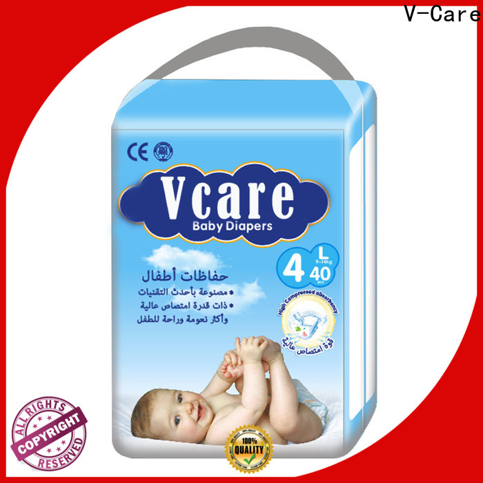 V-Care good selling baby diaper pants factory for infant
