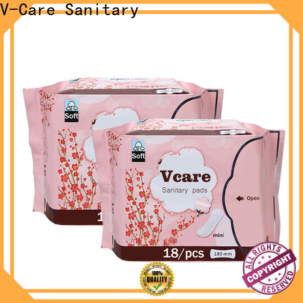 V-Care new good sanitary pads supply for ladies
