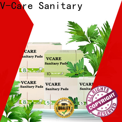 V-Care best sanitary pads with custom services for ladies