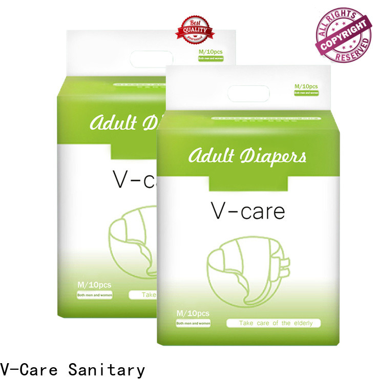 V-Care wholesale adult disposable diapers for business for adult