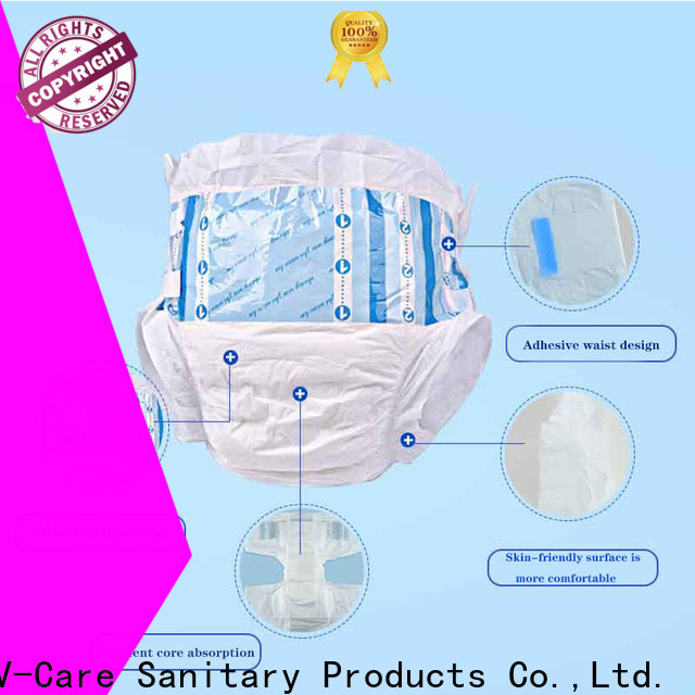 V-Care wholesale adults diapers wholesale factory for women