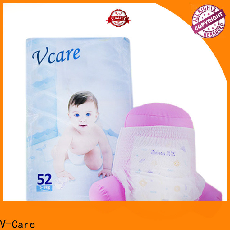 V-Care baby diaper pull ups factory for children