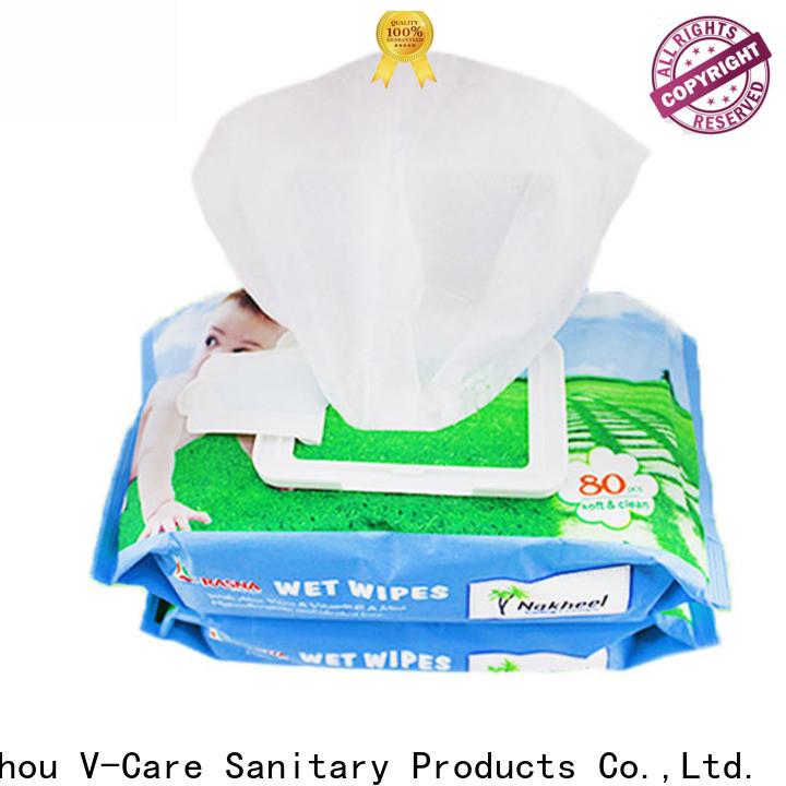 V-Care best wet wipes suppliers for men