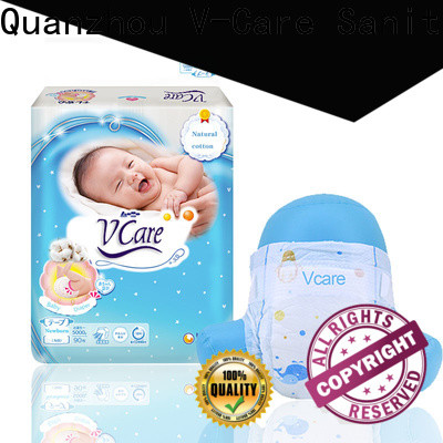 V-Care toddler nappies manufacturers for sleeping