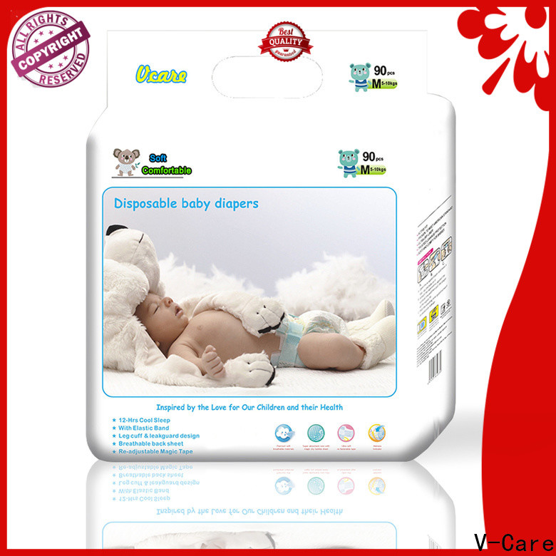 V-Care custom the best baby diapers for business for sale