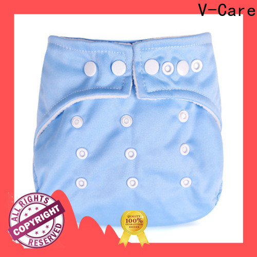 V-Care custom baby diapers wholesale company for infant