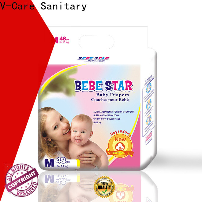 V-Care baby diaper manufacturers for sleeping