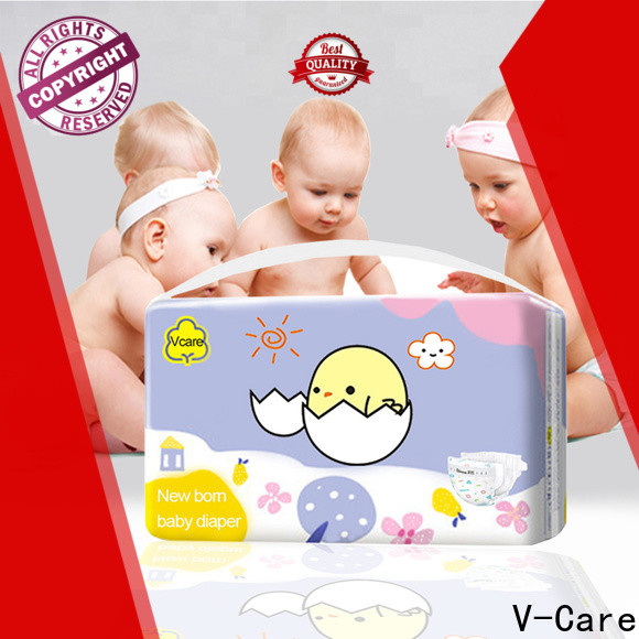 V-Care high-quality cheap newborn nappies suppliers for infant