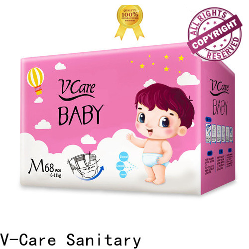 professional the best baby diapers factory for sleeping