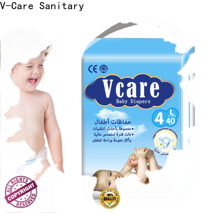 V-Care best baby nappies supply for sleeping