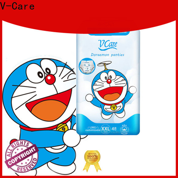 V-Care custom baby pull ups diapers supply for business