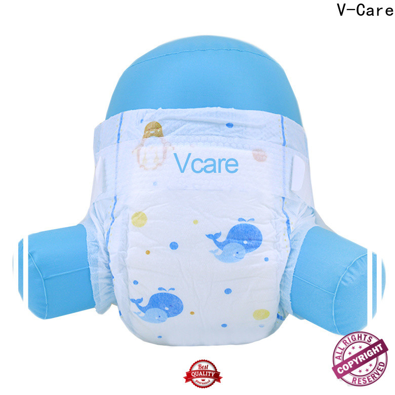 V-Care disposable baby nappies company for infant