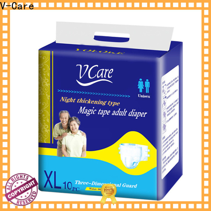 latest adult disposable diapers supply for men