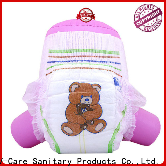 V-Care latest new baby diapers for business for baby
