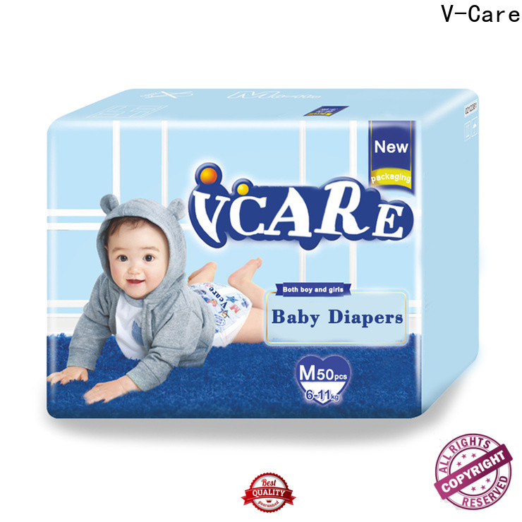 V-Care high-quality toddler nappies for business for baby