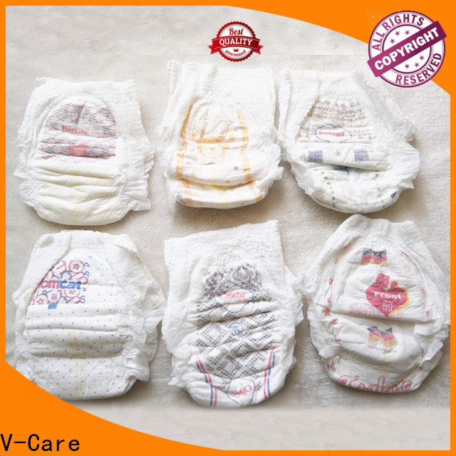 V-Care professional infant nappies for business for children