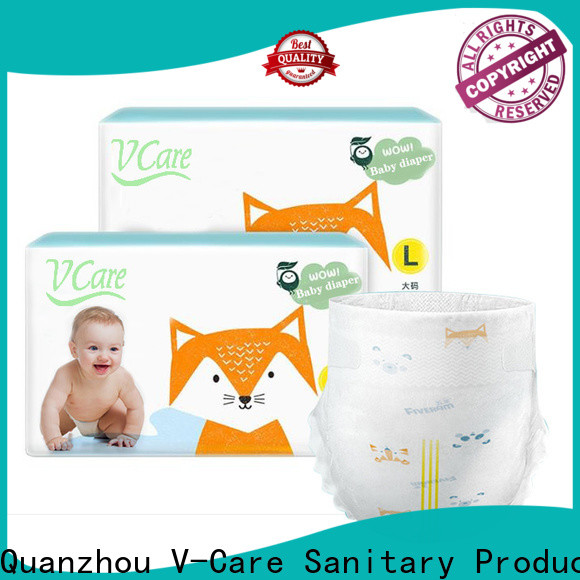 V-Care new born baby diapers company for children