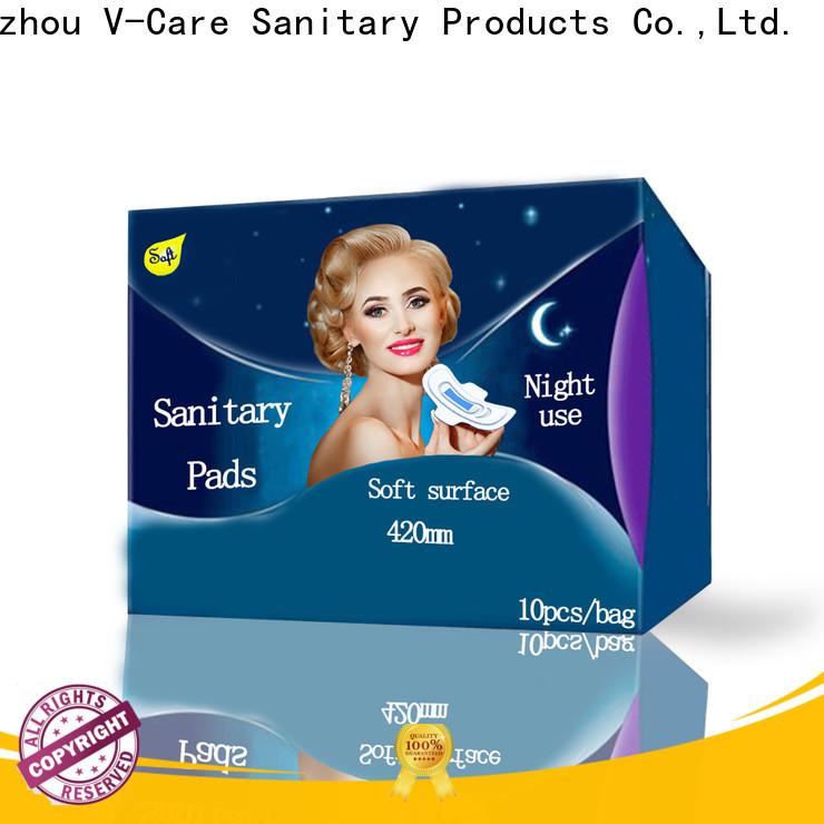 V-Care ultra thin sanitary napkins company for sale