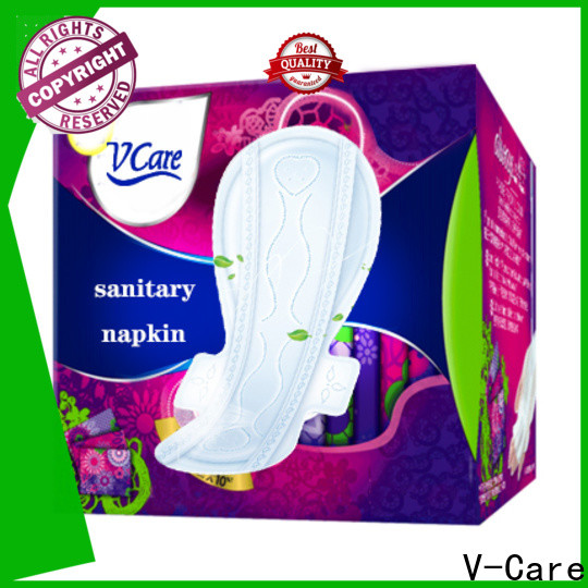 V-Care latest sanitary pads company for ladies