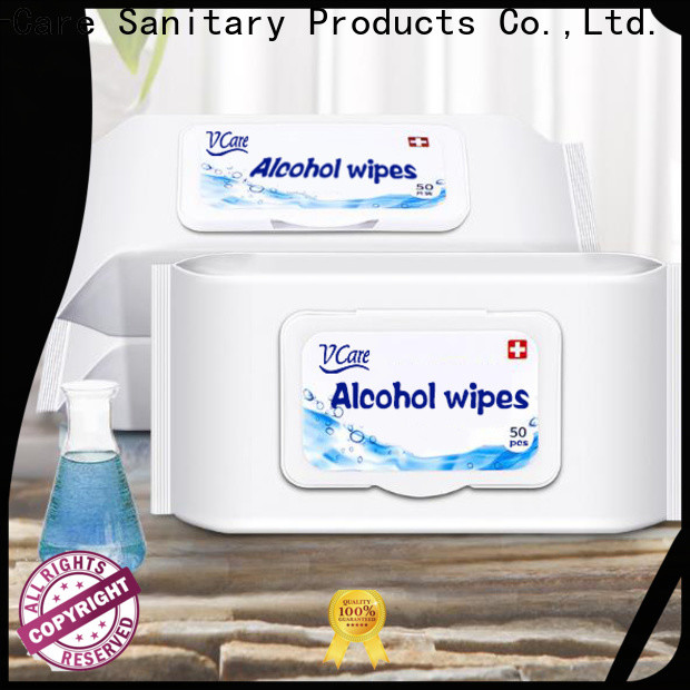 V-Care high-quality best wet wipes suppliers for adult
