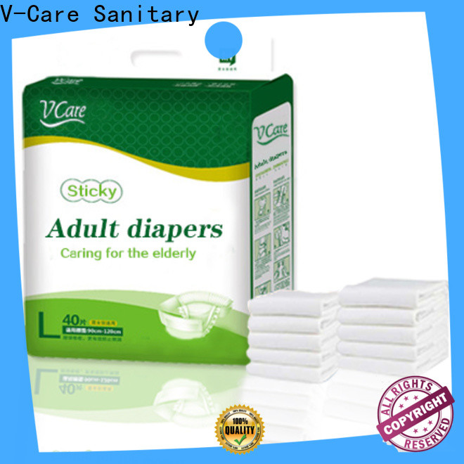 latest adults diapers wholesale with custom services for men
