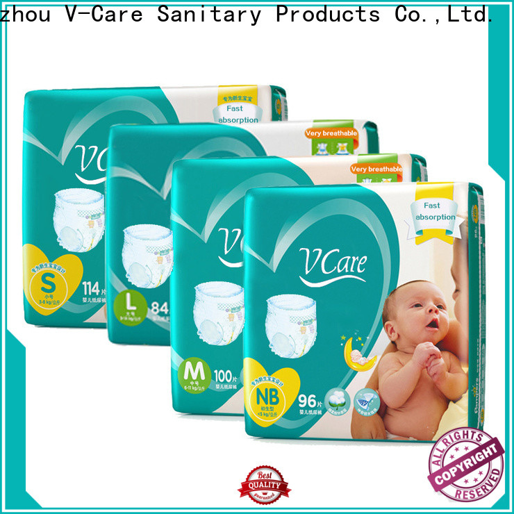 breathable baby diapers wholesale manufacturers for sleeping