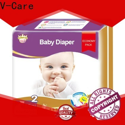 V-Care infant baby diapers suppliers for sleeping