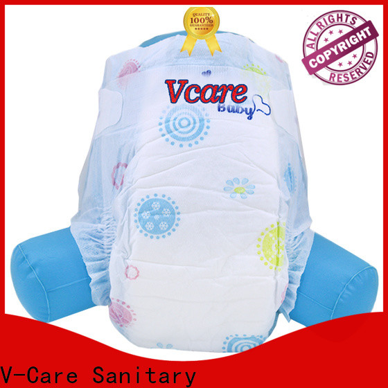 V-Care newborn baby nappies suppliers for infant