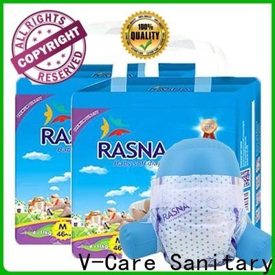 V-Care toddler diaper supply for children
